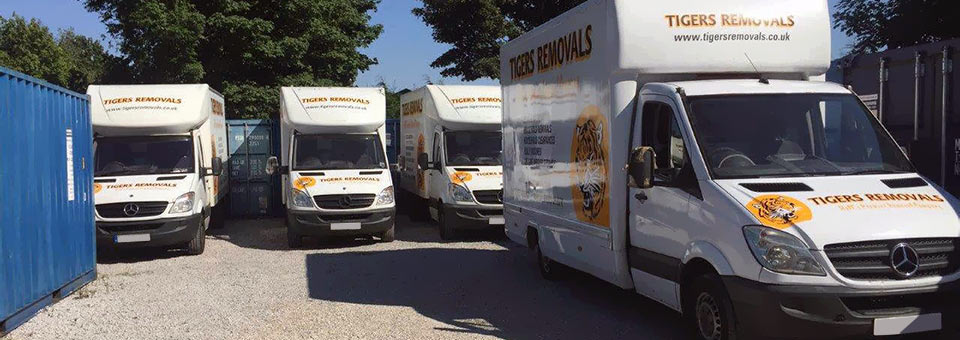 Tigers Removals in Hull